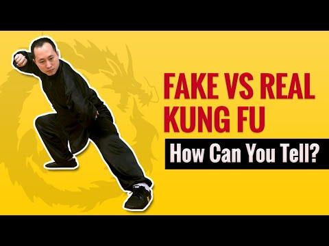 FAKE vs REAL Kung Fu... Exposed!