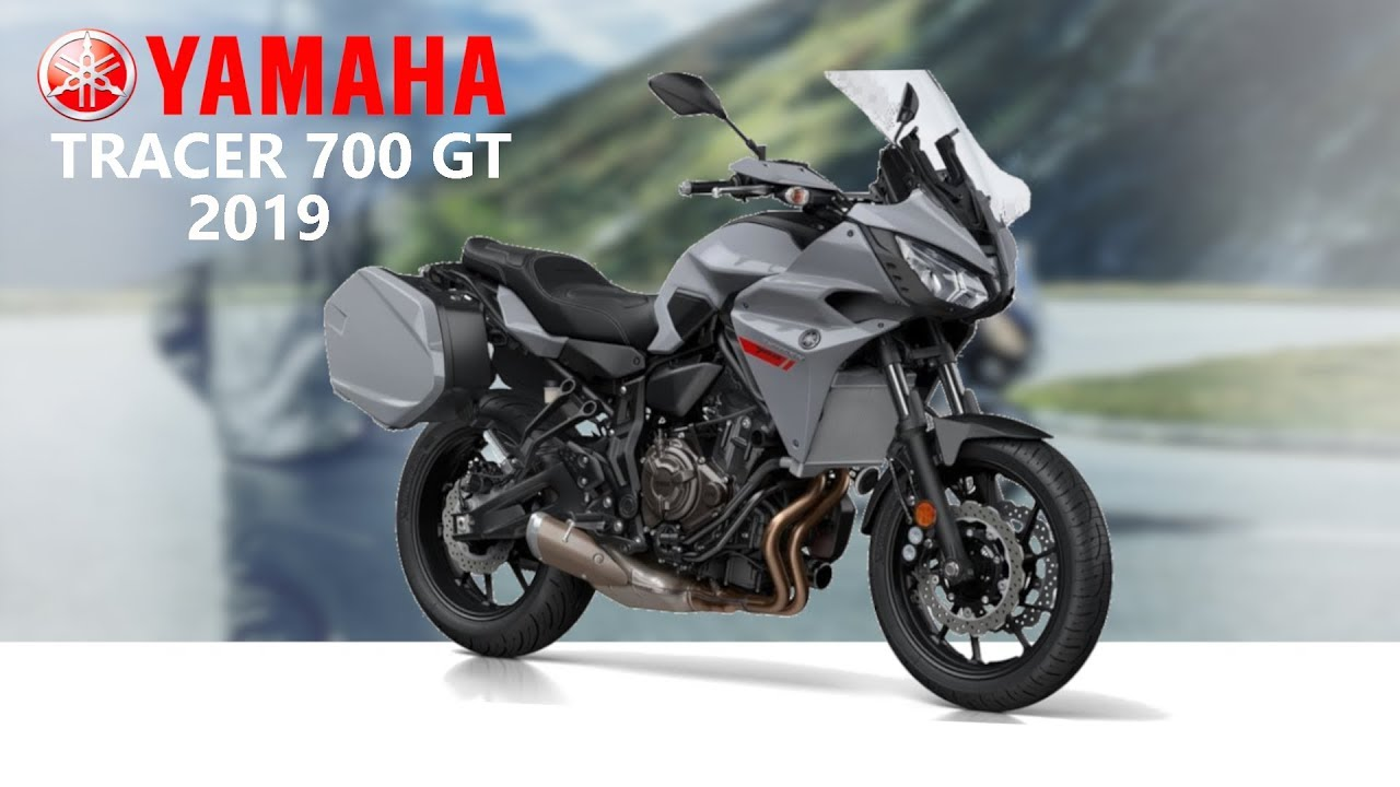 101474fd4e0 YAMAHA TRACER 700 GT 2019 - YouTube