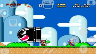Mario world en android