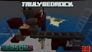 Truly Bedrock Season 2 Episode 33: Mob Farm Storage