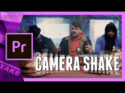 CAMERA SHAKE from KENDRICK LAMAR Humble in PREMIERE PRO | Cinecom.net