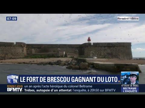 Le fort de Brescou est sélectionné pour la 2e édition du loto du patrimoine