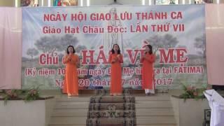 9  CÙNG MẸ SỐNG LỜI CHÚA   Gx  Tân Châu