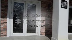 CPA Tax Solutions LLC | Tradition | Accountant in Port St Lucie