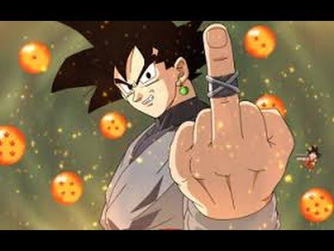 Goku Black Claps For 1 Hour