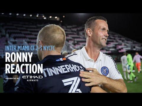 Ronny Deila Reaction   Inter Miami 2-3 NYCFC