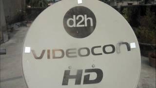 how to increase abs dd free dish dish tv tata sky signal quality in hindi