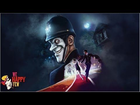We Happy Few OST   ZombieLand By The Make Believes (With Lyrics)