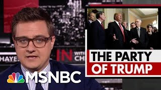 Republicans Don't Defy President Donald Trump Because They Don't Want To | All In | MSNBC