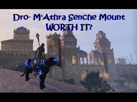 how to get a mount on elder scrolls online
