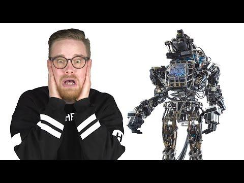 Should You Be Afraid of Robots?