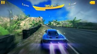 Asphalt8| McLaren 675LT Cup [1:18:144]