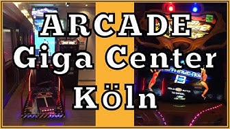ARCADE in Deutschland #02 - Zu Besuch beim Giga Center in Köln