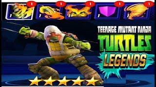Черепашки ниндзя Легенды TMNT Legends #101 Мульт игра для детей #Мобильные игры