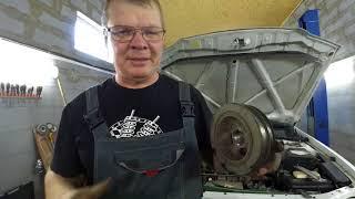 4A FE Замена сальников коленвала ,распредвала,установка грм,проверка зазоров клапанов