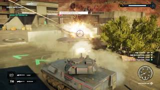 Just Cause 4 - Tanques Heist - Find Pointman Scout Tank & Warchief Assault Tank