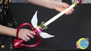 Kaleidomoon Scope Proplica Unboxing & Mini Tablet 5 (Sailor Moon)