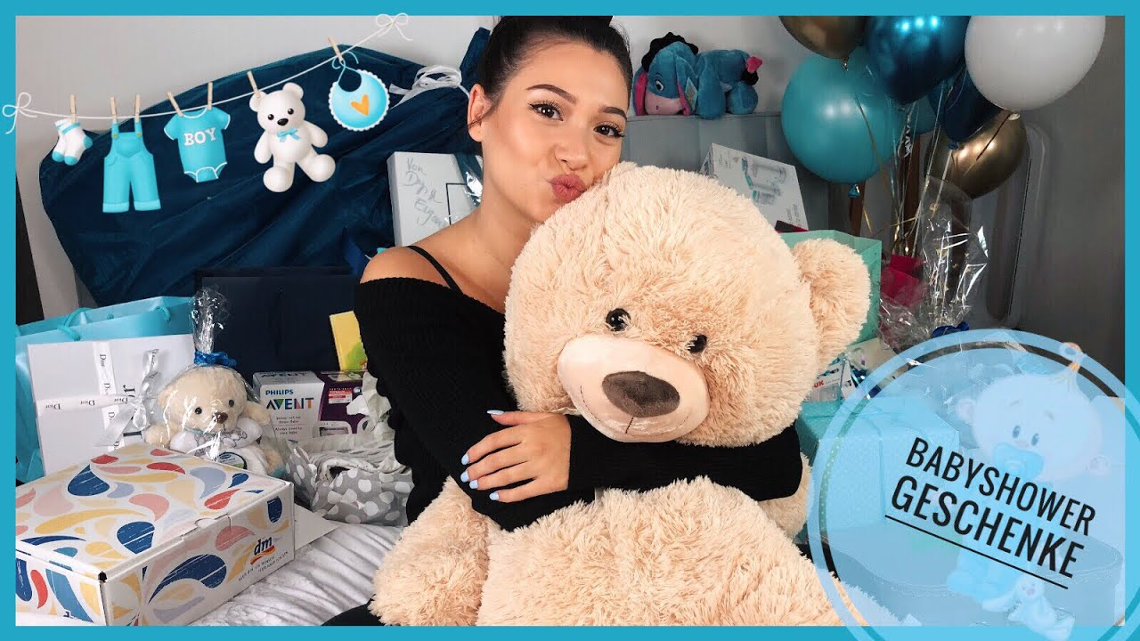 babyshower geschenke xxl i paola maria youtube
