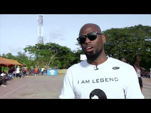 THE BOY FROM SEKONDI- A documentary on Basketball star, BEN BENTIL