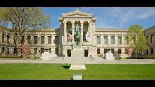 видео Королевский музей изящных искусств (Антверпен)