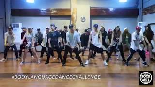 #BodyLanguageDanceChallenge