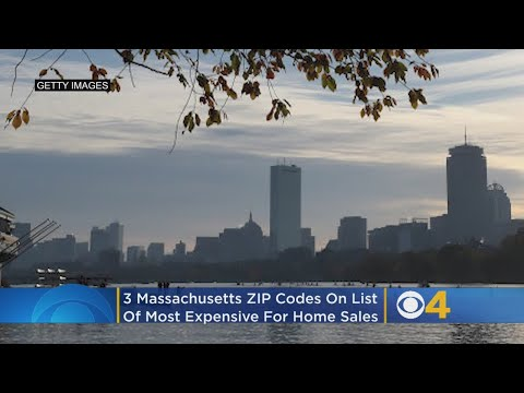 3 Massachusetts ZIP Codes On List Of Most Expensive For Home Sales