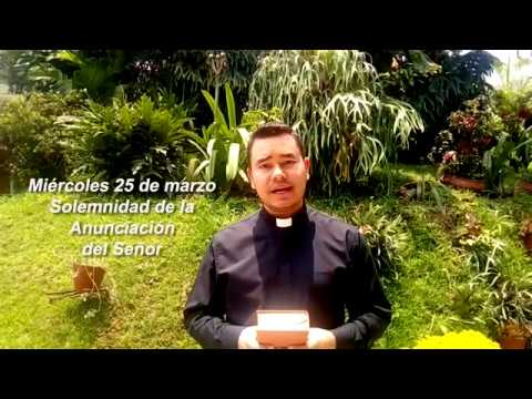 Nuestro Capellán, César Guzmán, Nos Comparte Su Mensaje Para Esta época