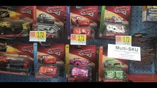 NEW Thailand Disney Cars Diecasts (McQueen, Rich Mixon, e.t.c) | Disney Cars Diecast Search Ep. #6!