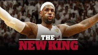 NBA 2k13 Online Demo: Meet the King