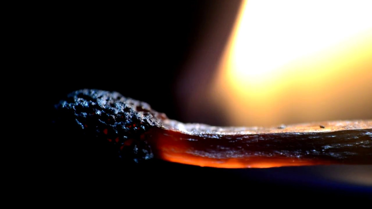Lighting up a Match - Macro Close Up & Lighting up a Match - Macro Close Up - YouTube azcodes.com
