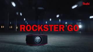 Der portable Bluetooth-Speaker ROCKSTER GO: klangstark, portabel, robust und wasserdicht