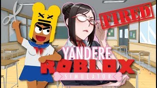 I WAS BLOCKED!!! | ROBLOX YANDERE LIFE