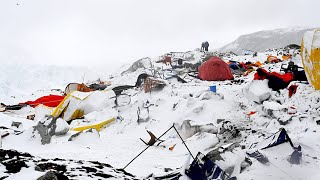 Nepal earthquake: British Army Captain climbing Mount Everest still feeling aftershocks