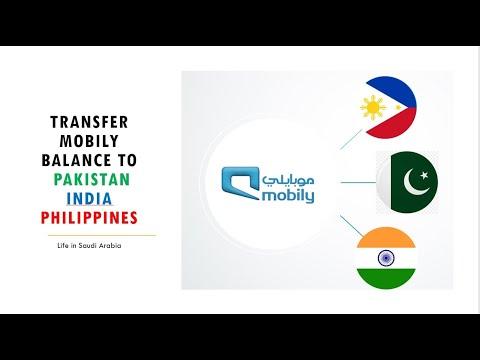 How To Transfer Mobily Balance To Pakistan Philippines Life In Saudi Arabia