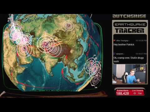 2/04/2017 -- Nightly Earthquake Update + Forecast -- New Deep earthquakes = new unrest building