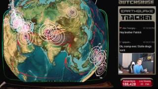 2/04/2017 -- Nightly Earthquake Update + Fore...