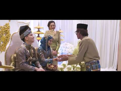 The Wedding Of Azfar & Anna