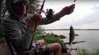 Рыбалка на флэт методные кормушки на озере Шарташ. Разнорыбица на фидер