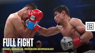 FULL FIGHT | Daniel Roman vs. Murodjon Akhmadaliev