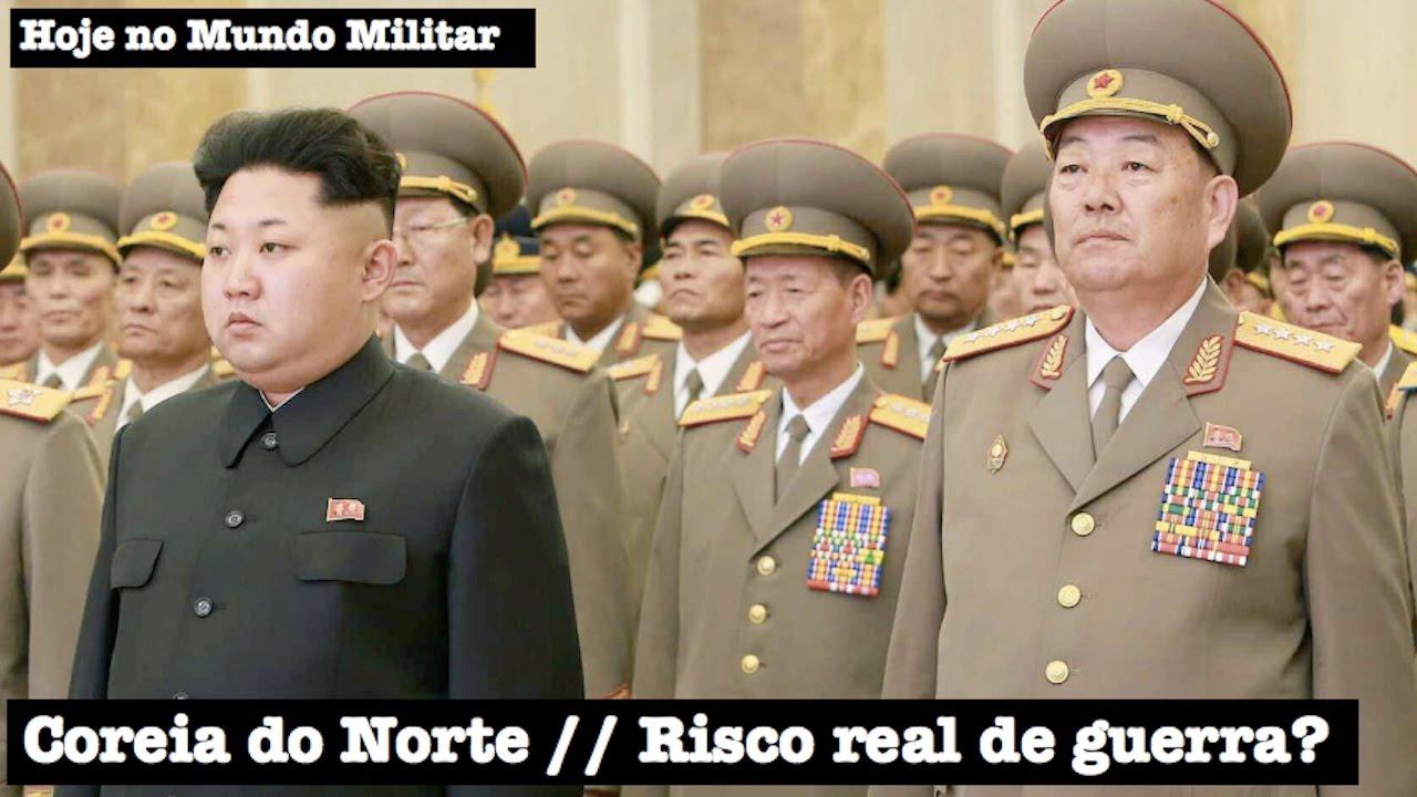 Resultado de imagem para O real risco de uma nova Guerra da Coreia