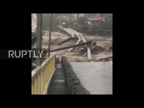 Russia: 2 dead as severe flooding hits Krasnodar Region
