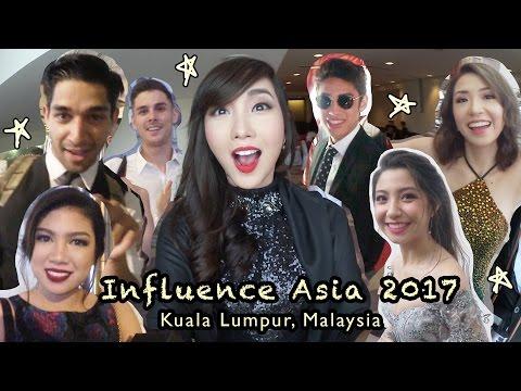 Influence Asia Awards 2017 - Alodia Vlog