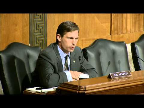 Heinrich Q&A During Committee Oversight Hearing On Federal Wildland Fire Management