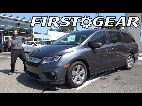 2018 Honda Odyssey EX - Review and Test Drive - First Gear