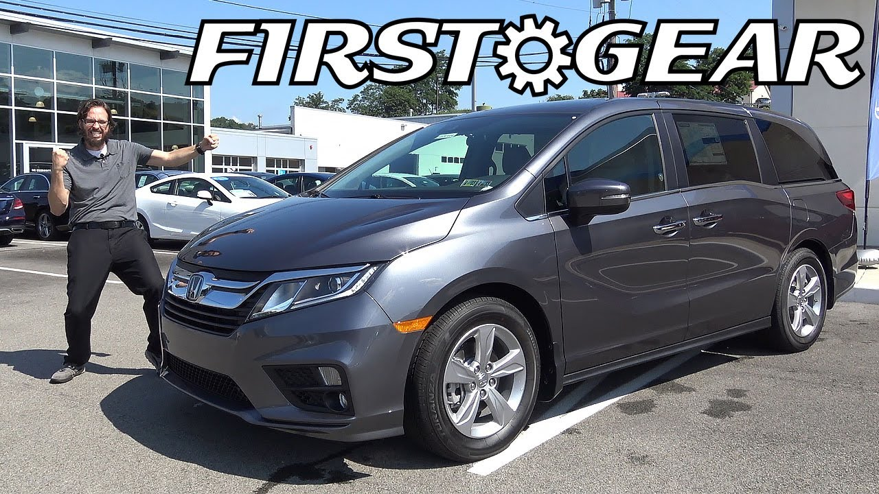 2018 Honda Odyssey Ex Review And Test Drive First Gear