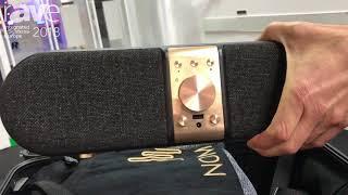 ISE 2018: Morel Introduces Nomadic Audio Speaker Suitcase