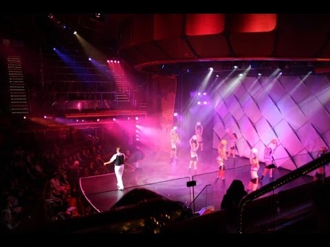 Costa Pacifica - Stardust Theatre: Music Show
