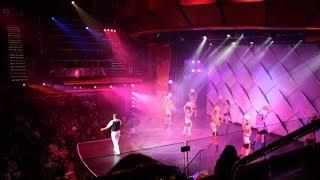 Costa Pacifica - Stardust Theatre: Music Show