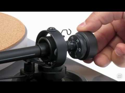 Tonearm Setup Video For Pro-Ject Debut Carbon + Music Hall MMF 2.2