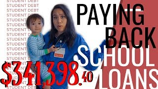 Paying $0 a month with $341,000 in Student Loan Debt